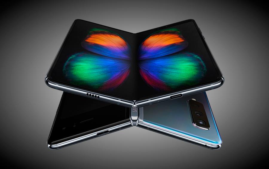 Samsung икки баравар кичраядиган смартфонини қачон чиқариши маълум бўлди