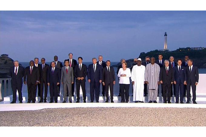«Катта еттилик» саммитида Эрон, Ливия, Украина ва Гонконг бўйича қарорлар қабул қилинди