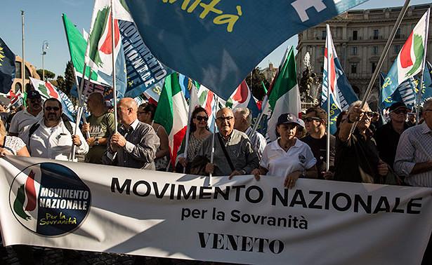 Италия ҳудудлари ҳам автономия талаб қилмоқда
