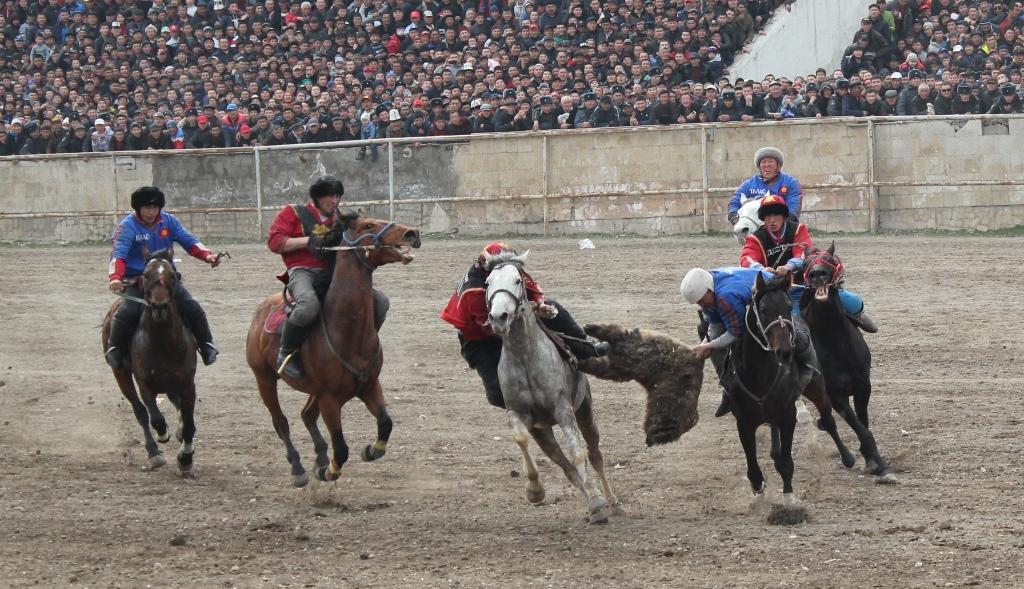 Кўпкари бўйича биринчи жаҳон чемпионати Ўзбекистонда бўлиб ўтади